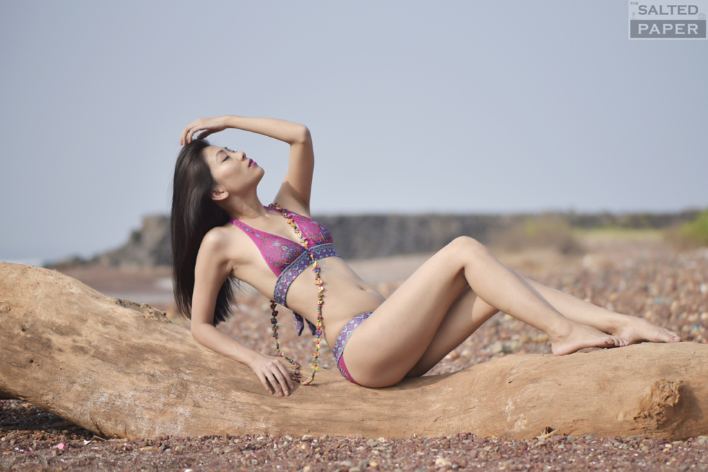 Lingerie and Innerwear photography- Outdoor exotic photoshoot