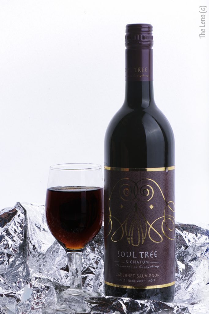 Product Photography- Red Wine Photoshoot