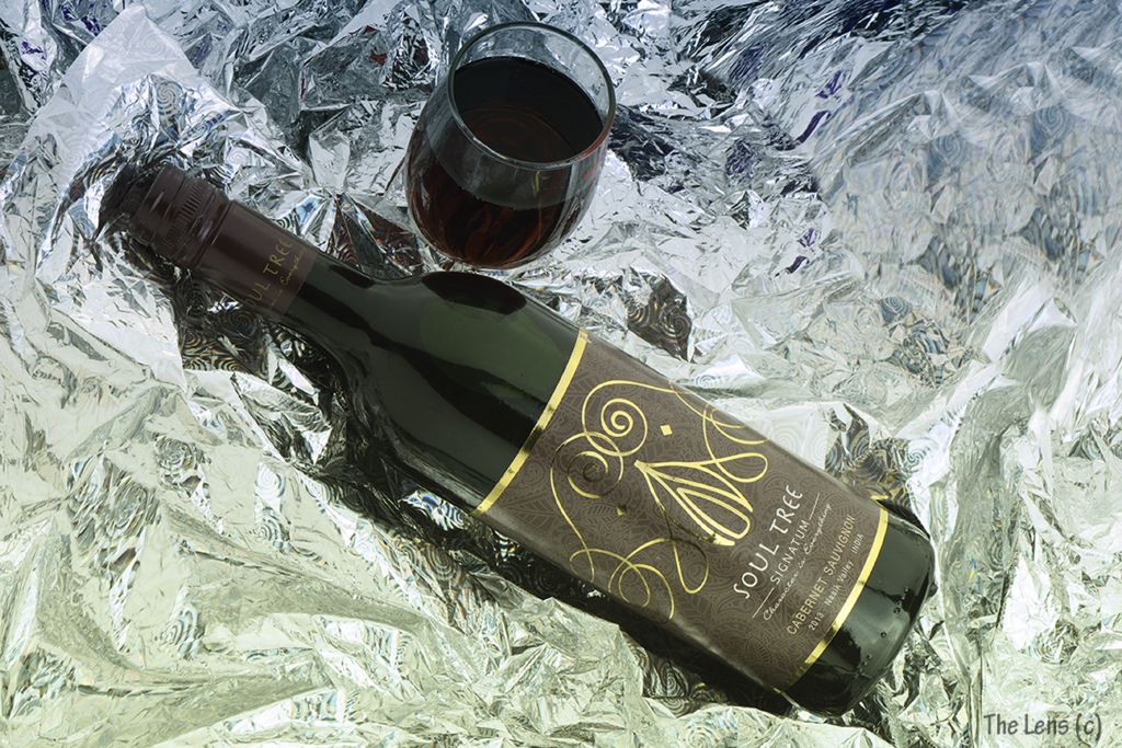 Product Photography- Soul tree Wine Photoshoot