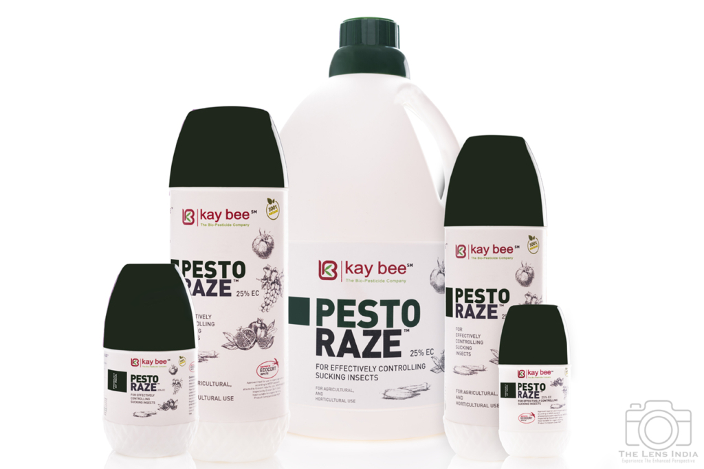 Product photography- Pest Control Product Range