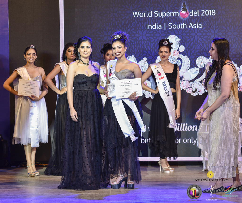 Event Photography- World Super Model 2018